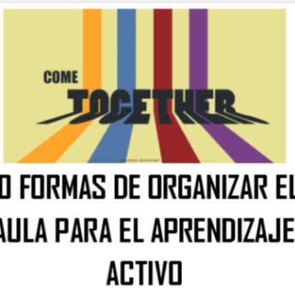10 Formas De Organizar El Aula Para El Aprendizaje Activo Actividades De Aprendizaje Aprendizaje Objetivos De Aprendizaje