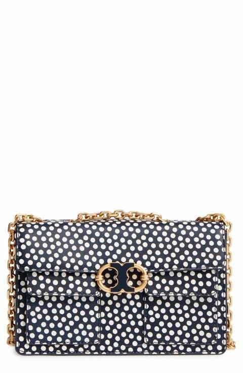 8843073a3fce Tory Burch Gemini Link Pocket Leather Crossbody Bag