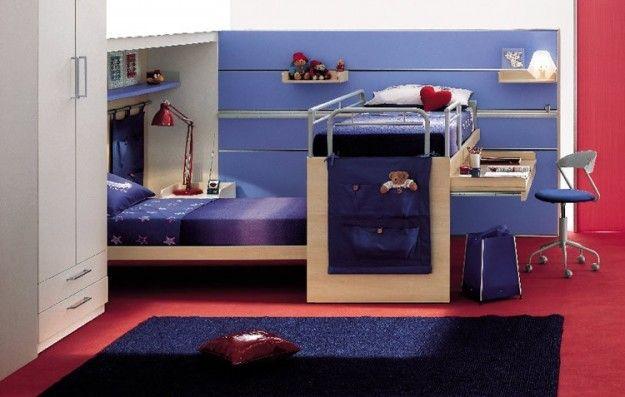 Letti a castello scorrevoli, modelli e prezzi | bed | Pinterest ...