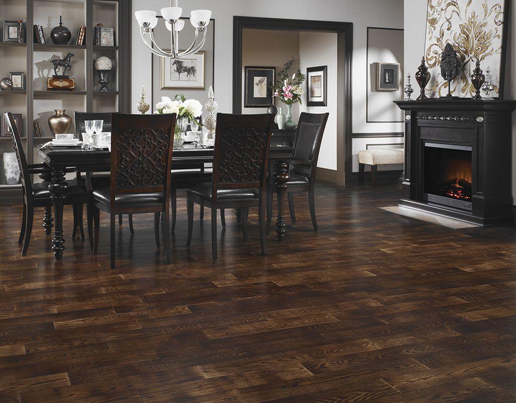 Carpet One Floor Home San Diego Ca Dining Room Hardwood Floor Hardwood Floors Dark Dark Wood Dining Room