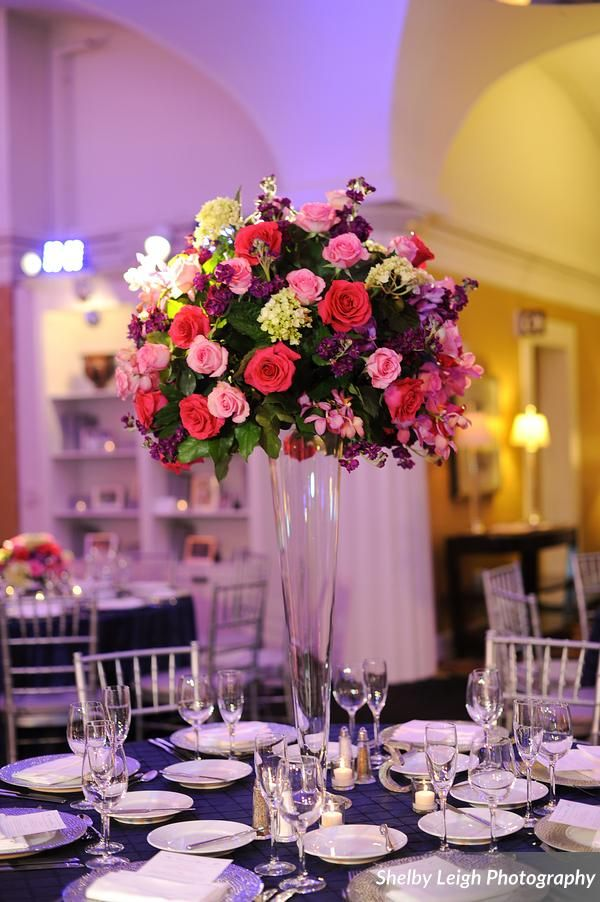 A Ballroom Wedding Ceremony And Reception At The Hotel Monaco In Washington Dc By Planner