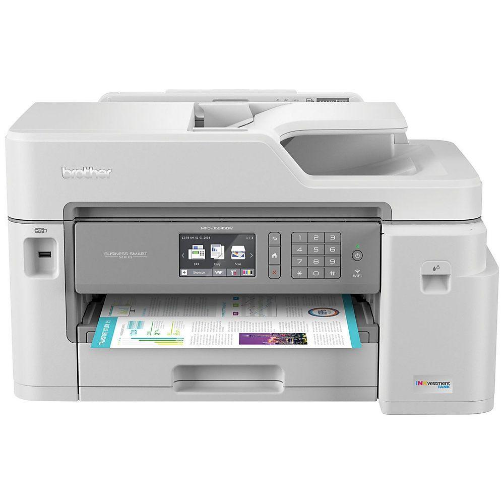 Brother Color Laser AllinOne Printer Machine Copier Fax