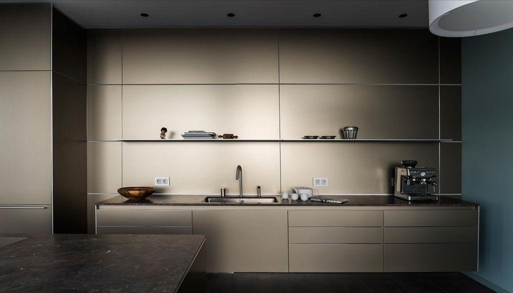 Sand Beige Aluminium Bulthaup Google Search Keuken Keukens