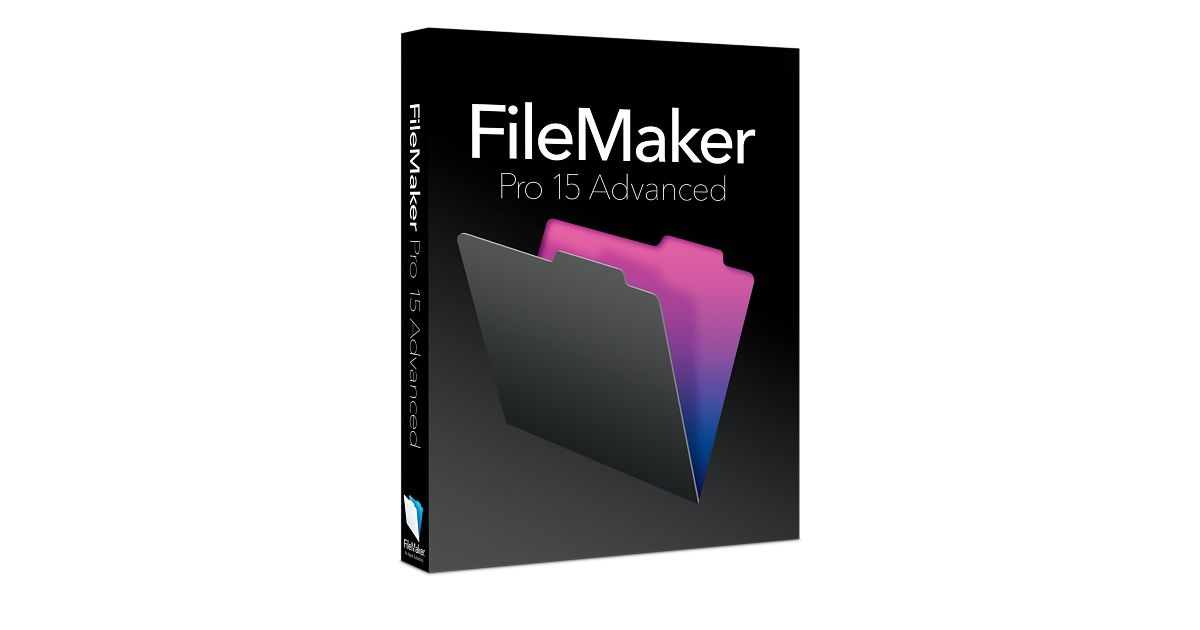 Filemaker pro 15 advanced download | Free Software Download