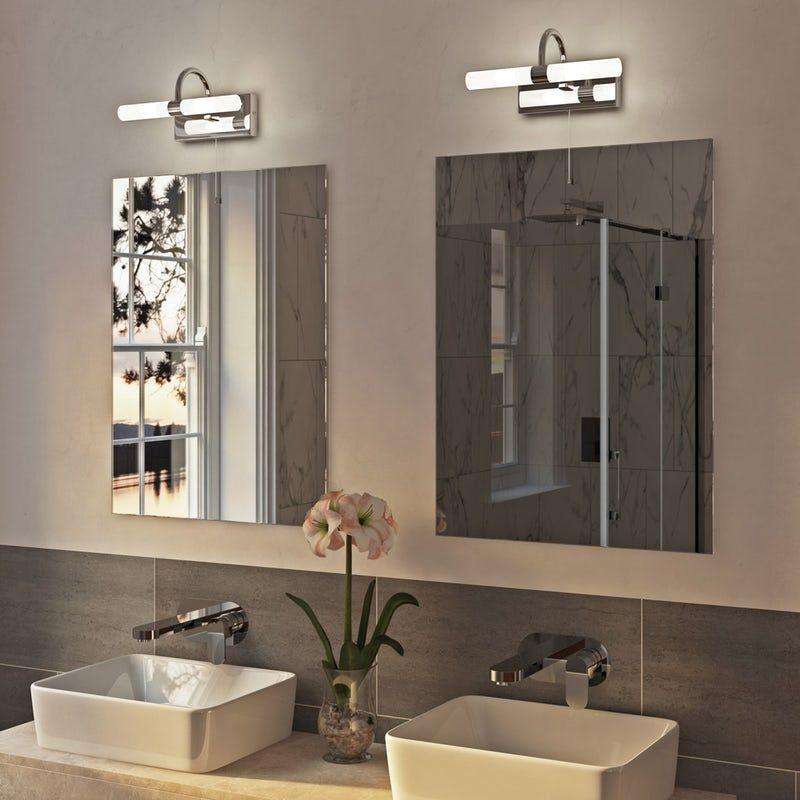Forum Lys Over Mirror Bathroom Light In 2020 Bathroom Mirror