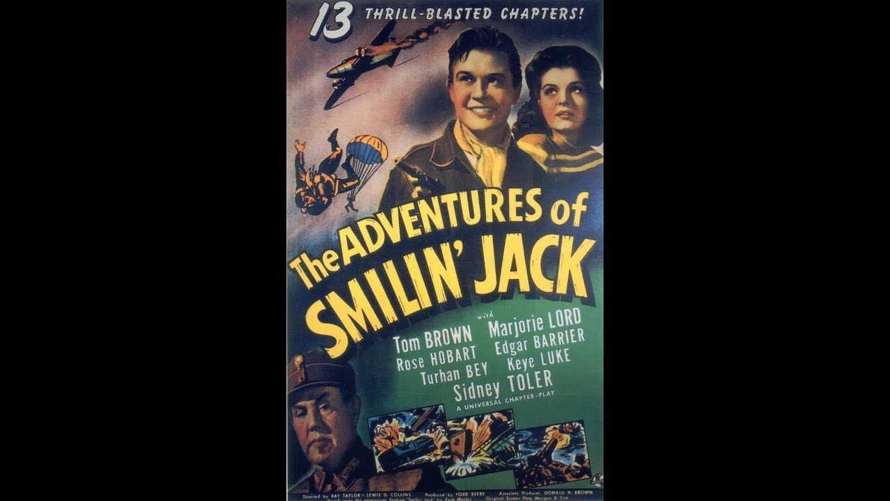 Download The Adventures of Smilin' Jack Full-Movie Free