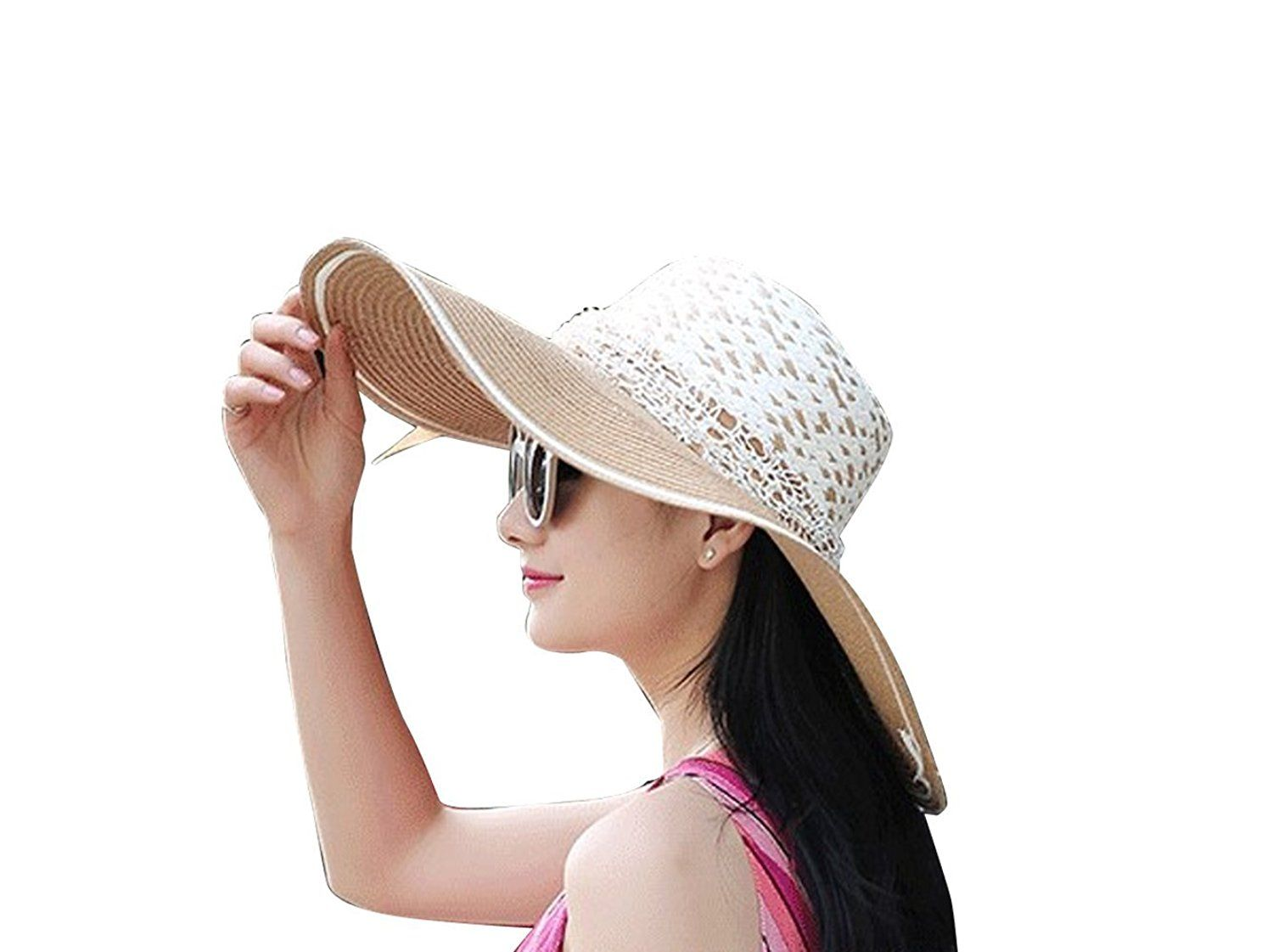 1f6e8f67622 Women s casual beach hat big straw hat -- Additional info   Best Travel  accessories for women