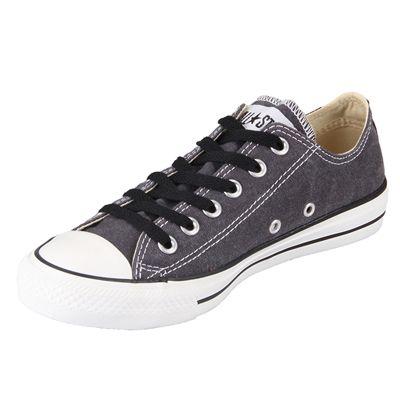 Converse Chuck Taylor 136848C Black Low Top Shoe @$64.99 ! Buy now at GetShoes.ca