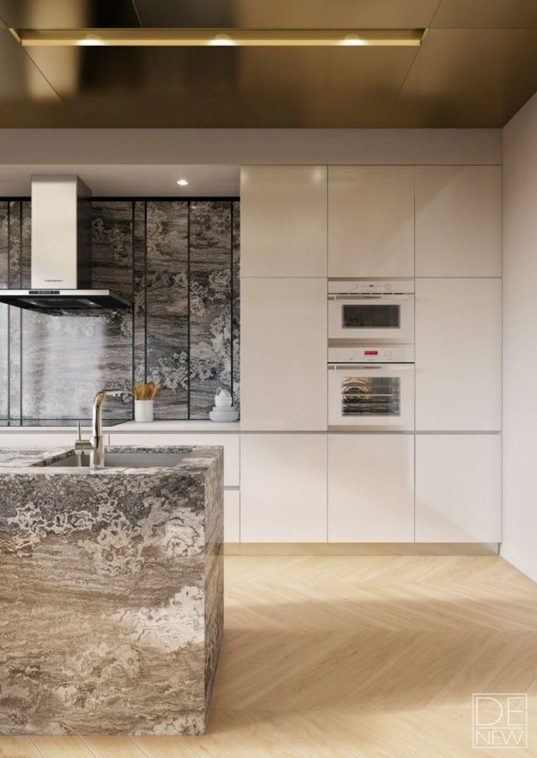 Zeitgenössische Designmöbel für Küchendekor  küche  Pinterest