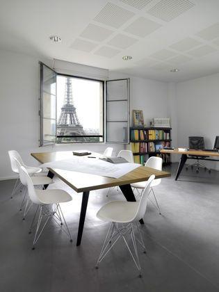 Vitra Em Table Jean Prouve Table Table Desk Office Desk