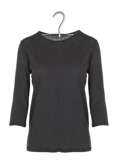 E-shop Ba & Sh - Tee-shirt Col Rond En Coton Tilda Gris Ba & Sh pour femme sur Place des tendances Groupe Printemps. Retrouvez toute la collection Ba & Sh pour femme.