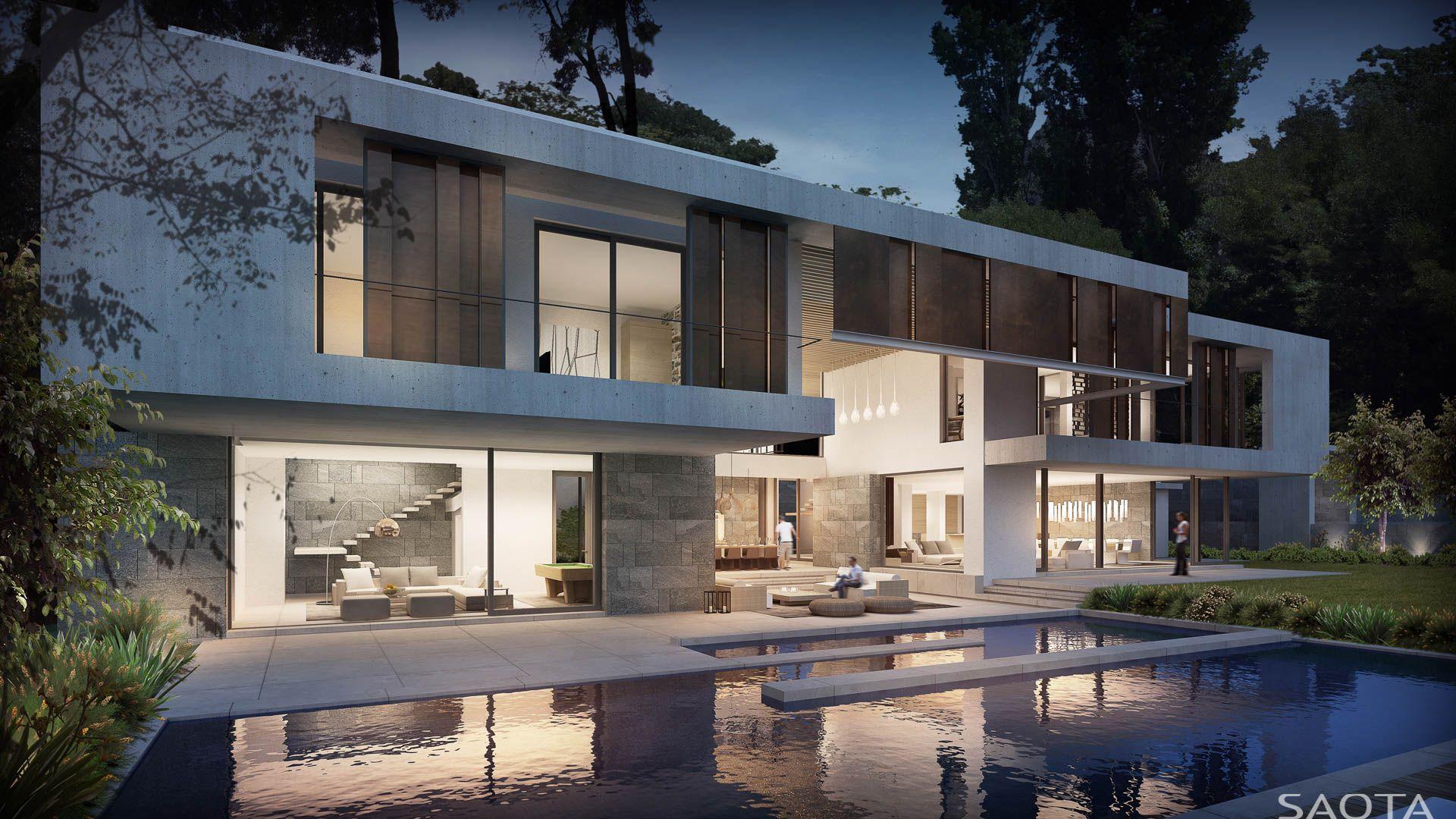 home saota architecture and design big house floor plan large ...