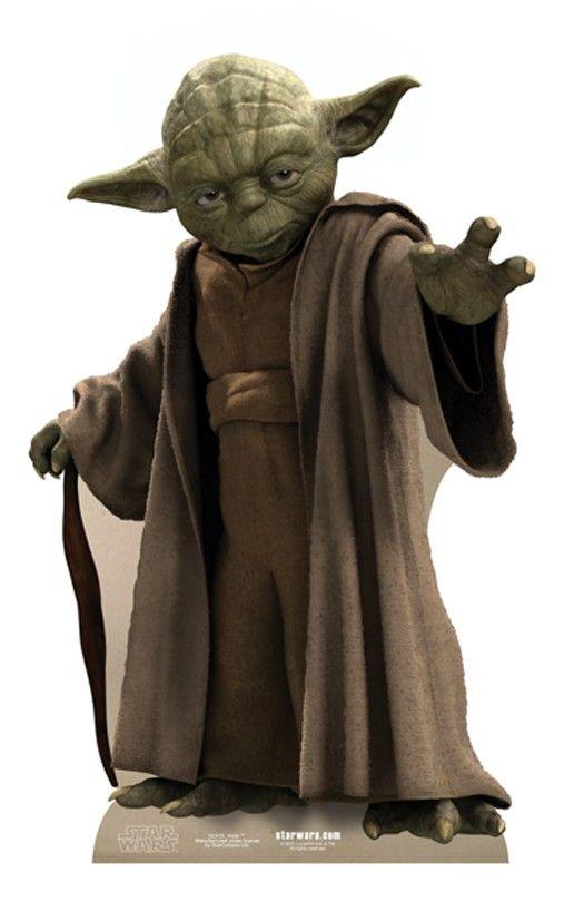 Luminous Beings Are We Not This Crude Matter Yoda