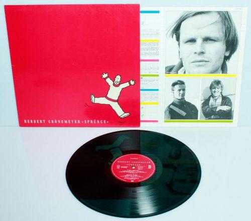 LP - Herbert Grönemeyer - Sprünge | eBay