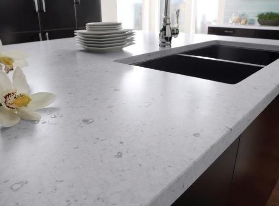Silestone Bianco Rivers Silestone Countertops Quartz Kitchen