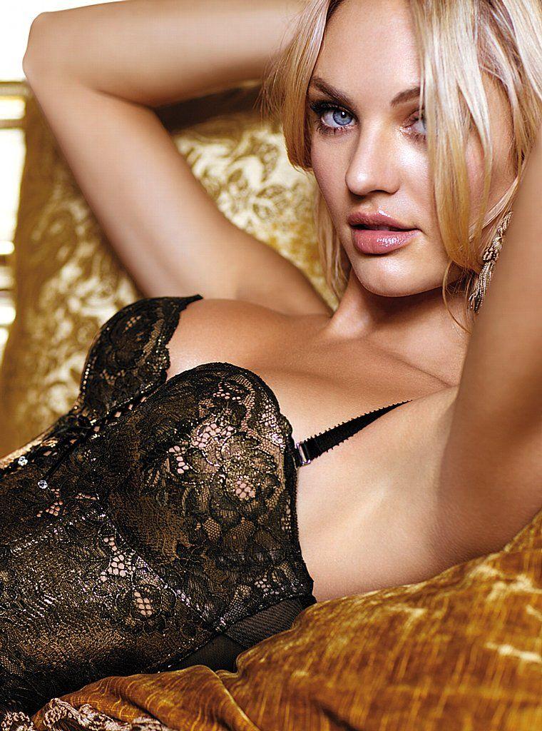 5d95c3414e2 Victoria s Secret Sexy Hot Lingerie Models Doutzen Kroes