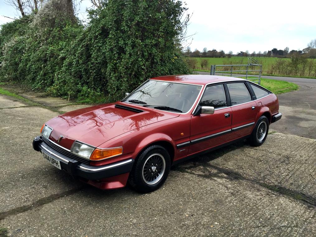 1986 Rover SD1 3.5 V8 Vanden Plas Auto | Cars and Bikes | Pinterest ...