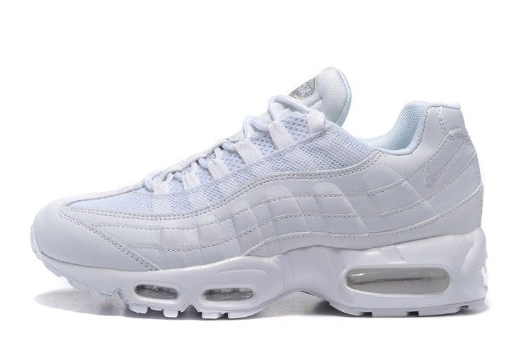 Mens Casual Shoes Nike air max 95 Essential 807443 015 White