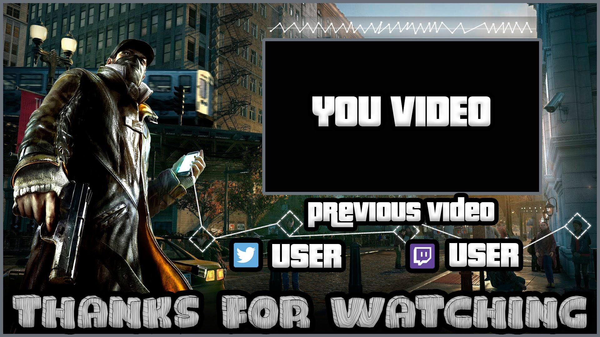 Watch dogs outro template free sony vegas pro 11 12 13 watch dogs outro template free sony vegas pro 11 12 13 maxwellsz