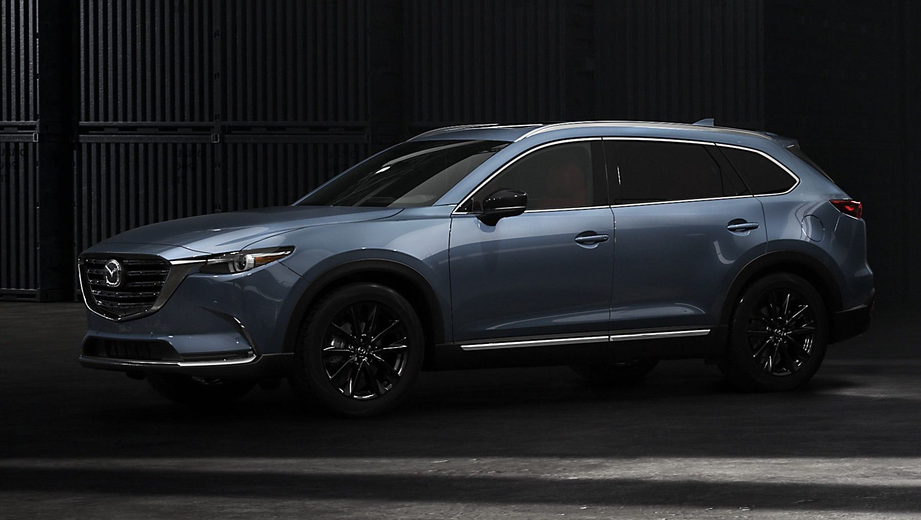 Mazda S New Carbon Editions Are Blackout Models You Can T Get In Black Carscoops In 2021 Mazda Cx 9 Mazda Mazda Cx 7