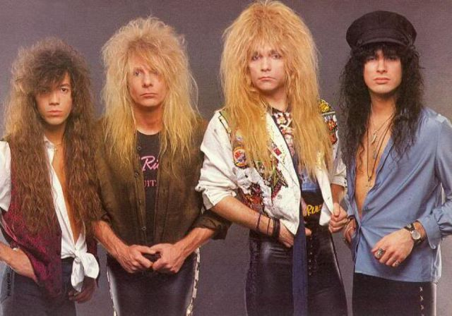 Image Gallery hair metal bands | rock n roll | Pinterest | Hair ...