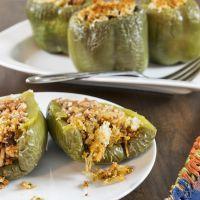 Unbelievable Stuffed Bell Peppers