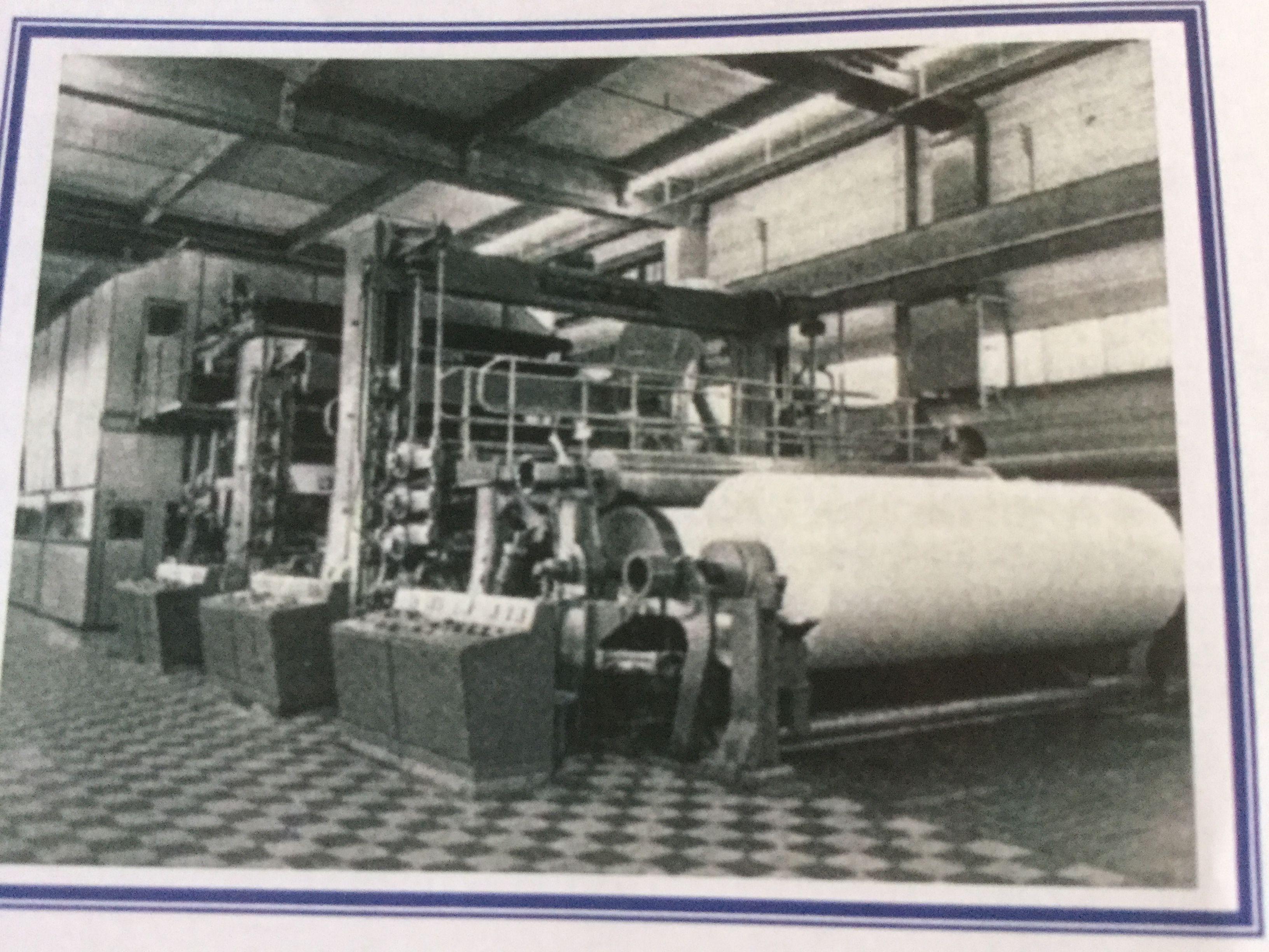Pm7 Gelderland Tielens papierfabriek Nijmegen