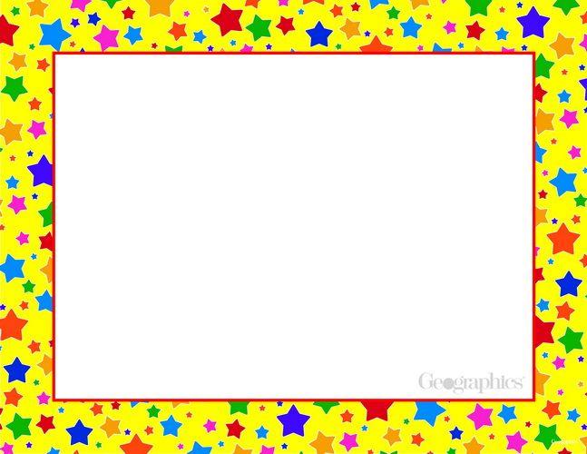 Wonder Star School Certificates, 85x11, 25/PK, 12 Pks/Case