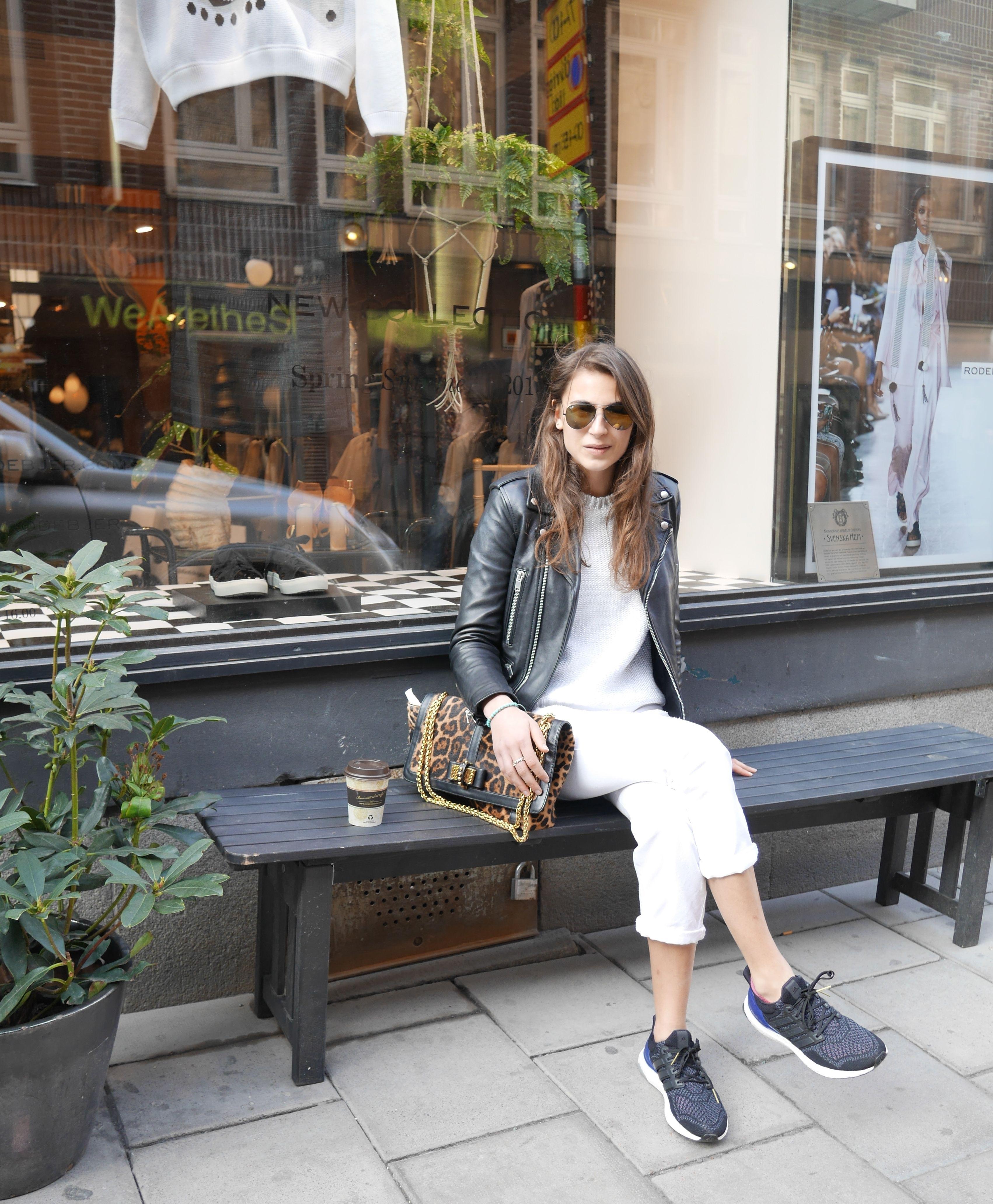 stockholm, adidas, inwear, ultraboost, running shoe, saint laurent, 5unites,