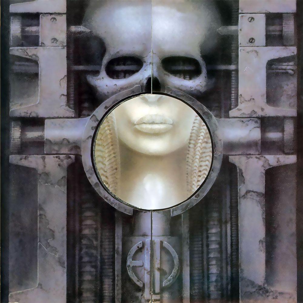 Emerson, Lake & Palmer - Brain Salad Surgery | More Album Covers: http://www.platendraaier.nl/platenhoezen/