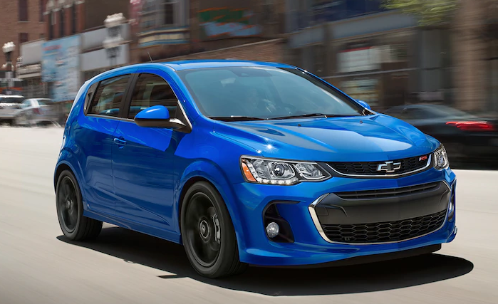 2020 Chevrolet Sonic Hatchback Review Price And Specs