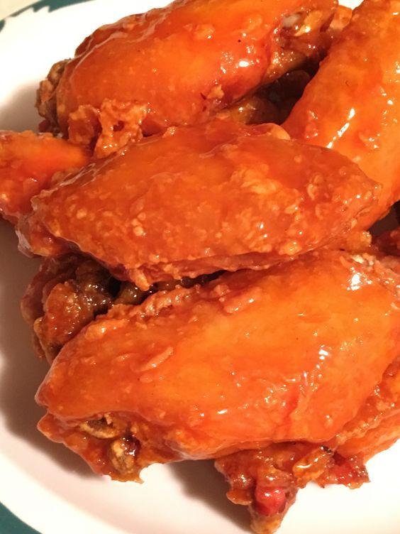 Super Crispy Chicken Wings A Copper Chef Pot Recipe