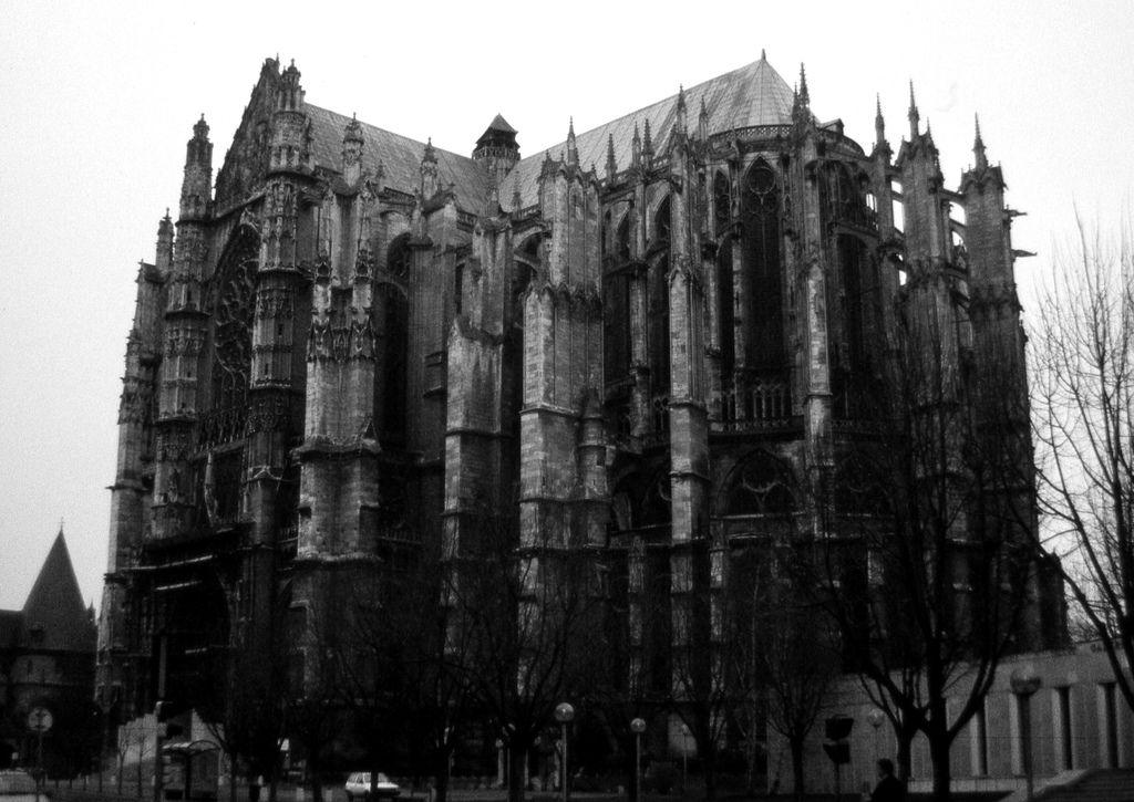 Cathédrale Saint-Pierre de Beauvais | by Frank Hashimoto