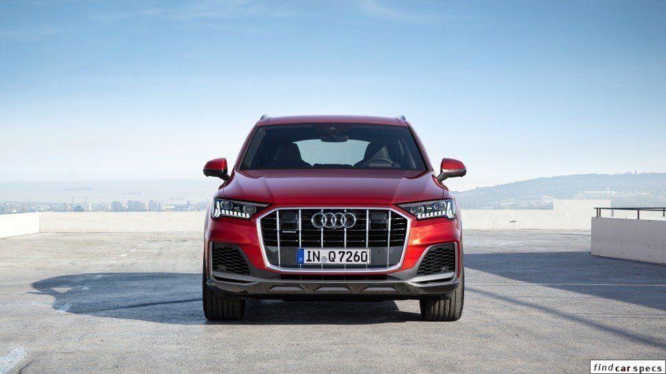 Audi Q7 Q7 Typ 4m Facelift 2019 55 Tfsi V6 340 Hp Mhev Quattro Tiptronic Petrol Gasoline 2019 Q7 Typ 4m Faceli In 2020 Audi Q7 New Audi Q7 Audi