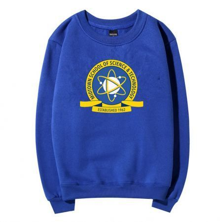 Girls Peter The Rabbit Personalised Light Weight Pull on Cotton Hoodie.