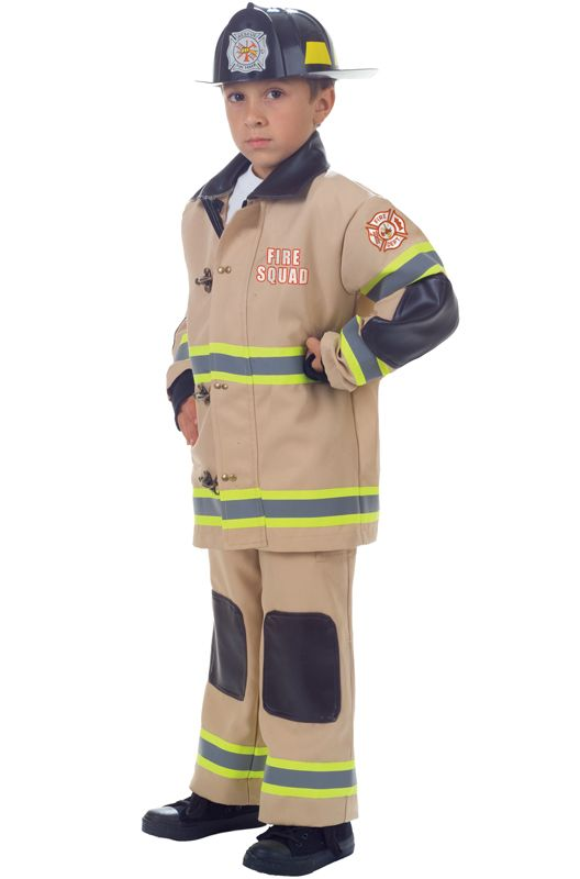 career costumes for kids - Fireman Halloween