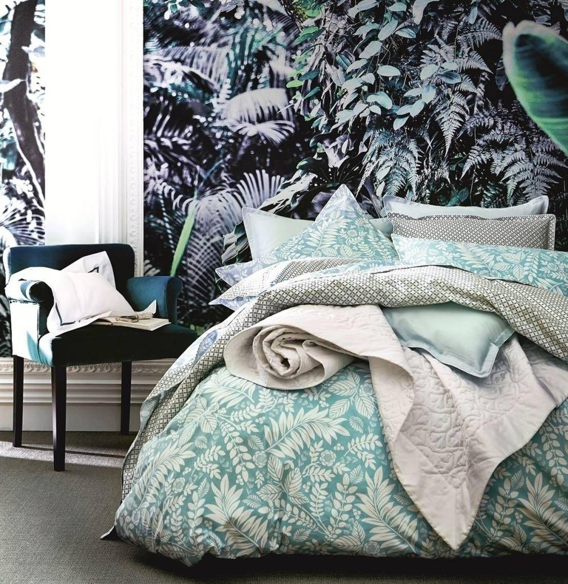 wohnliche ideen f r deine schlafzimmerwand schlafzimmerwand deins und tapeten. Black Bedroom Furniture Sets. Home Design Ideas