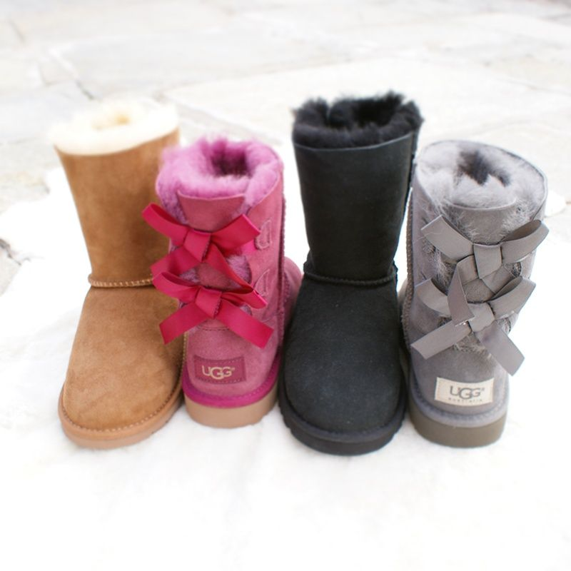 botte ugg rose fille
