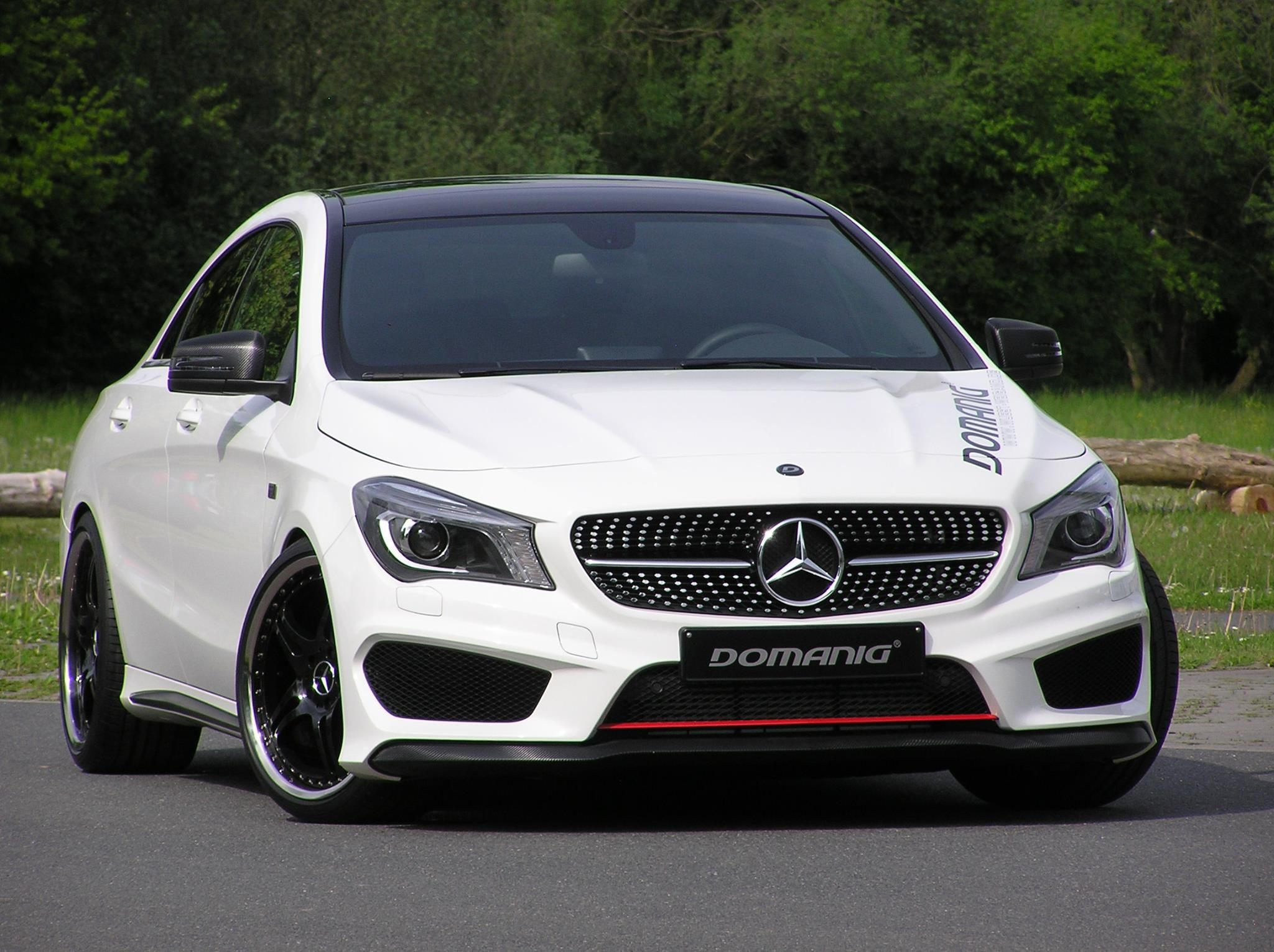 mercedes benz cla 200 by domanig cars pinterest. Black Bedroom Furniture Sets. Home Design Ideas