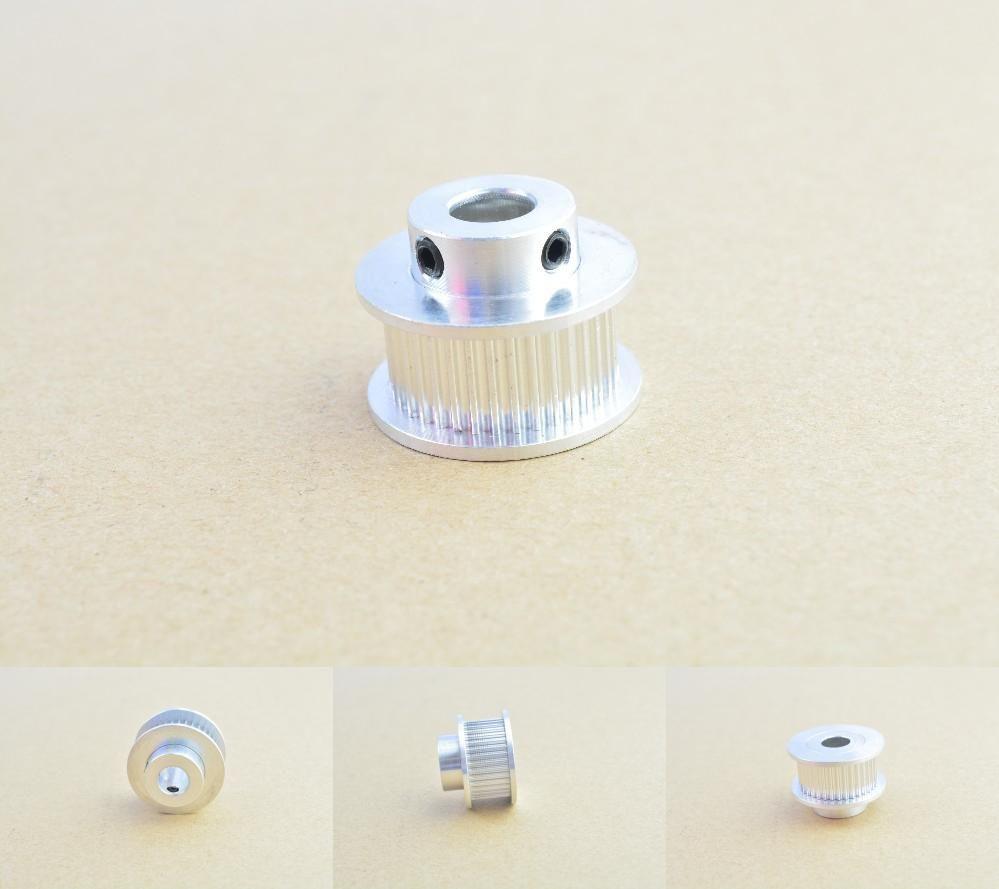 GT2 Timing Belt Pulley 40 Teeth 12mm Bore for 3D Printer CNC 6mm Width Belt P...