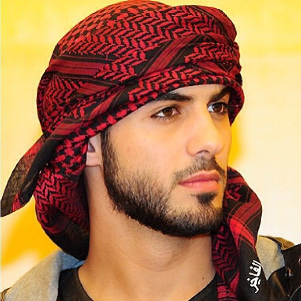 Omar Borkan Al Gala | Most handsome men, Handsome arab men