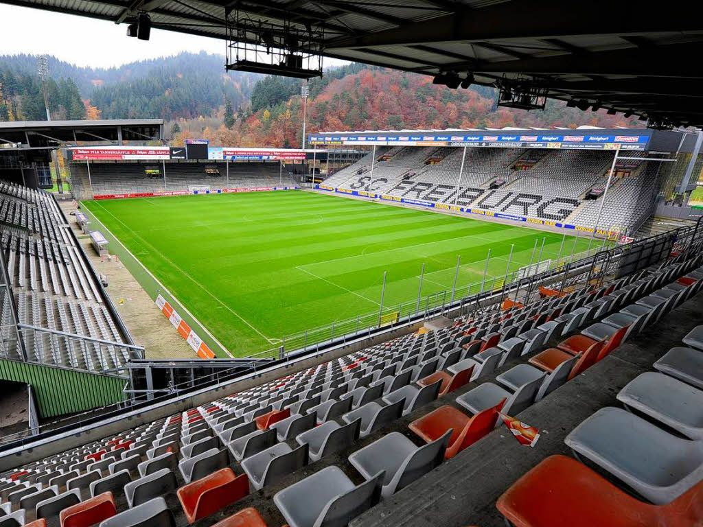 Sc Stadion Freiburg