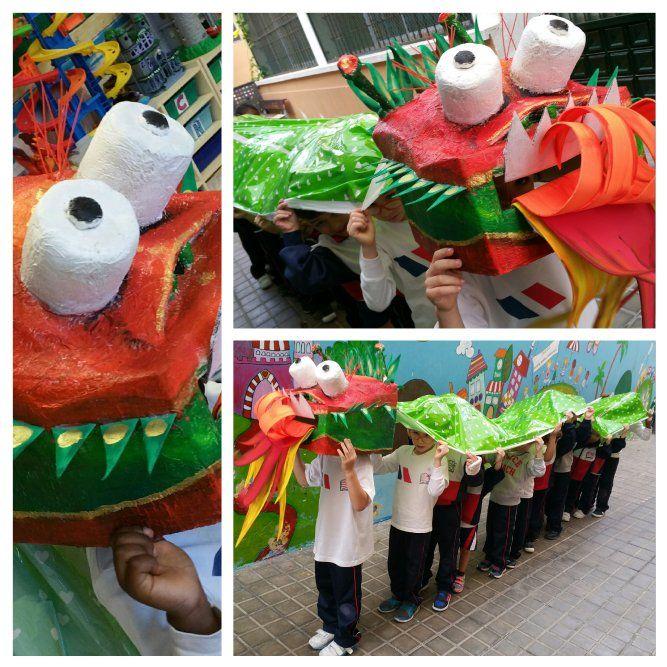 Celebramos el año nuevo chino