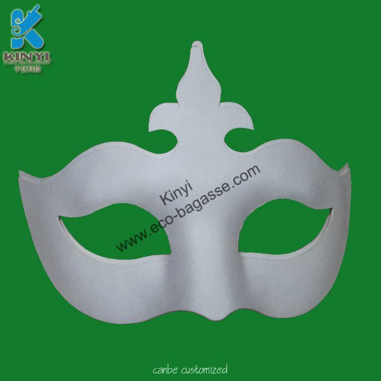 Plain Venetian Masks To Decorate Classy Blank Masks Blank Masquerade Masks Blank White Masks Blank Inspiration Design