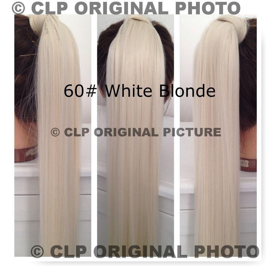 UK Ponytail Hair Extension Clip in 49b7424dc