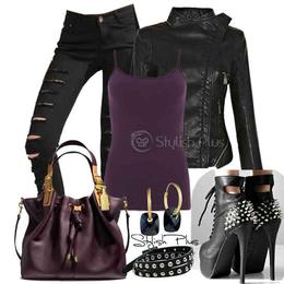 Fashion Look - I Love Shoes, Bags & Boys