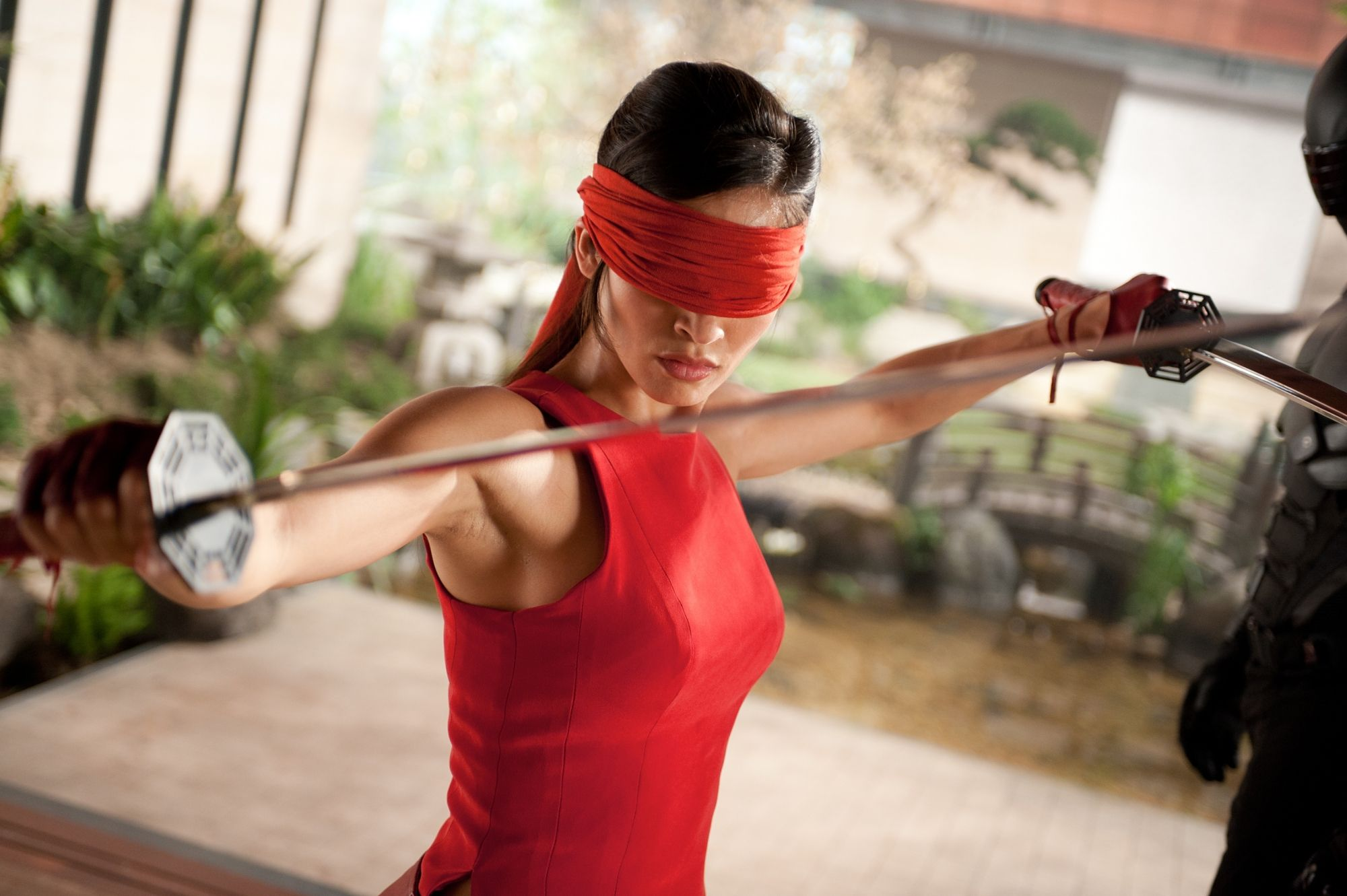Jinx G I Joe Retaliation Elodie Yung Joe Movie Female Ninja
