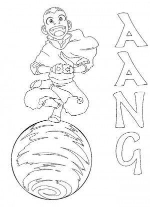 Avatar Coloring Page 8 Cool Coloring Pages Coloring Pictures