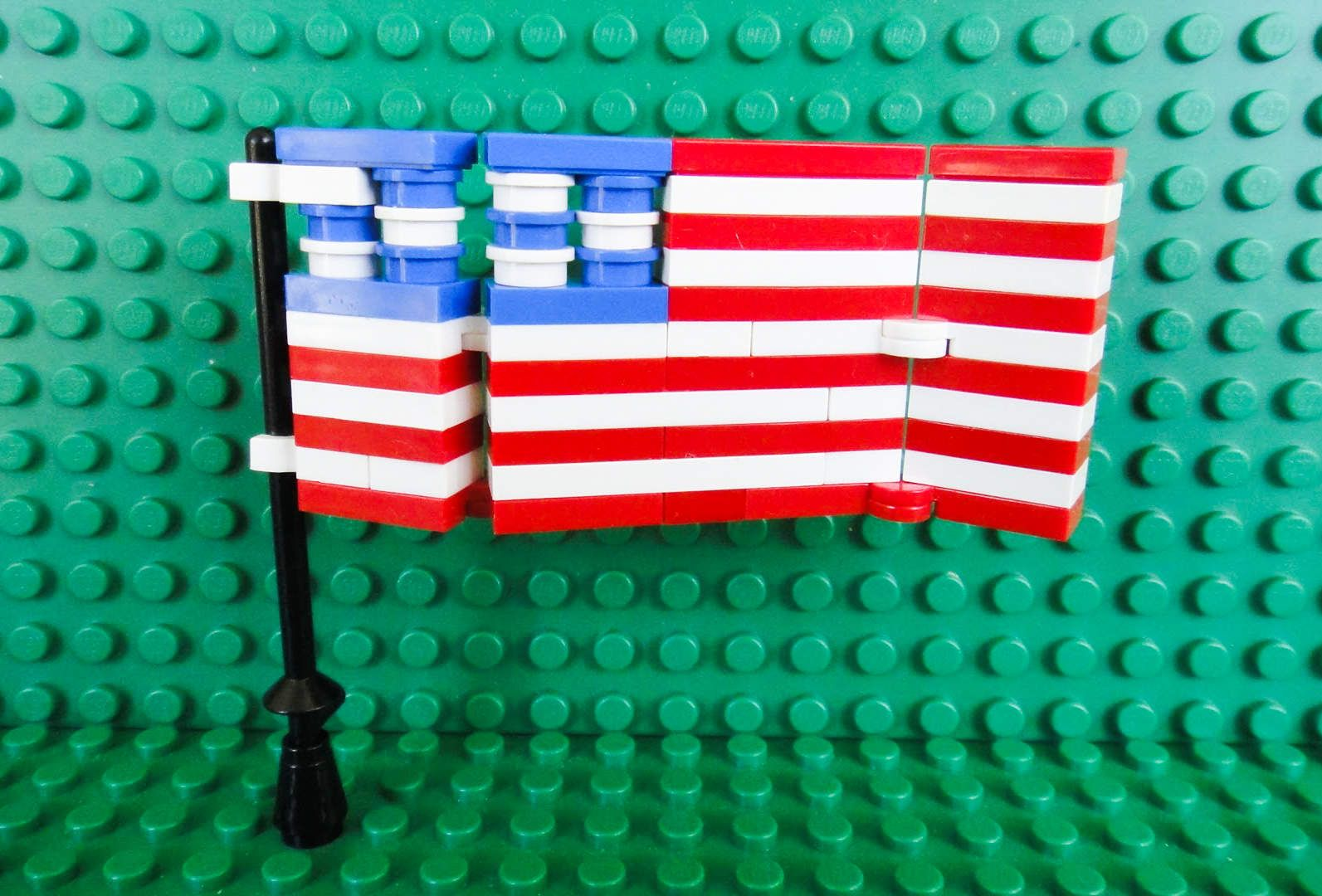 See All 50 States Depicted By Legos