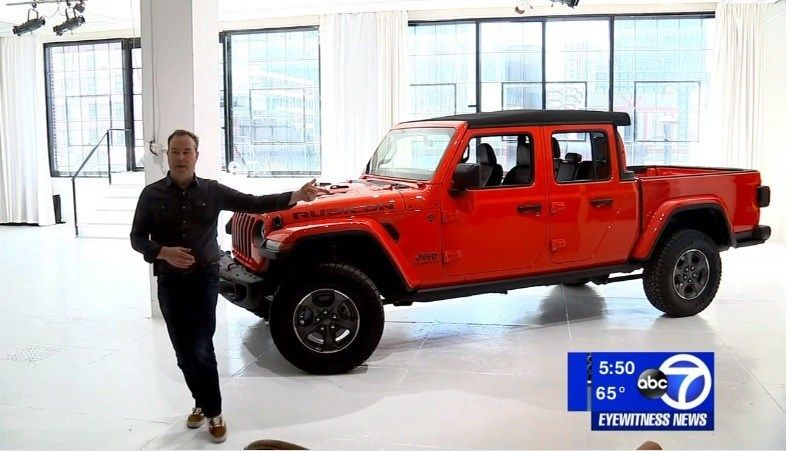 This Weekend Is The New York International Auto Show Abc7